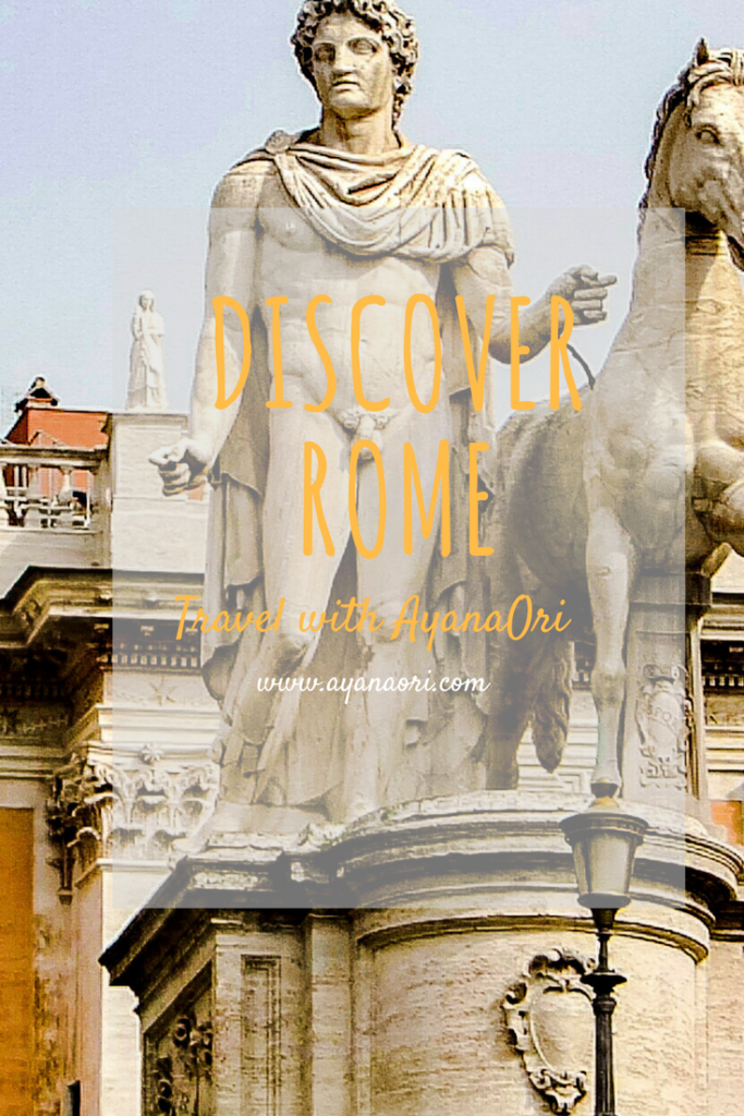 A family trip to explore Rome its Fontana di Trevi, Colosseum St Peter, St Angel Castle and many more!
