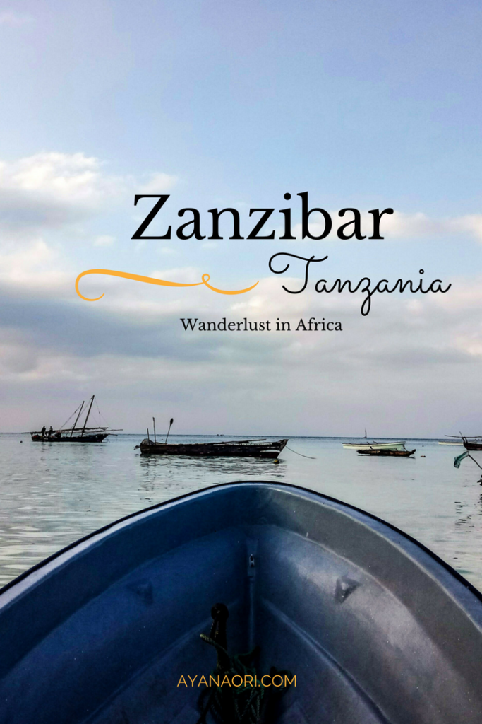 Kitesurfing, snorkeling, diving, swimming with dolphins on turquoise water. That's among the many things you can do in Zanzibar, on the Indian ocean