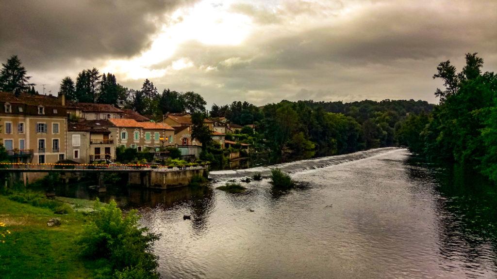 St Astier Isle River